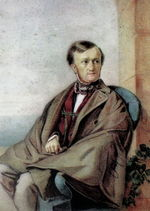 Richard Wagner, 1853